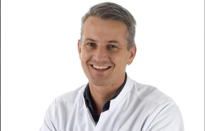 Chirurg en onderzoeksleider dr. Pim Burger / Catharina Ziekenhuis