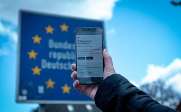 Gratis coronatest en covid-verklaring voor noodzakelijk grensverkeer naar Duitsland